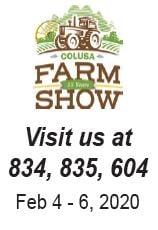 Colusa Farm Show 2020